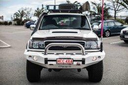 Toyota Lancruiser 105 Rocker Bar
